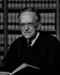Justice Harry A. Blackmun