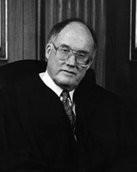 Justice William H. Rehnquist